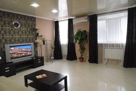 Сдается 1-комнатная квартира посуточно в Уфе, проспект Октября 42.