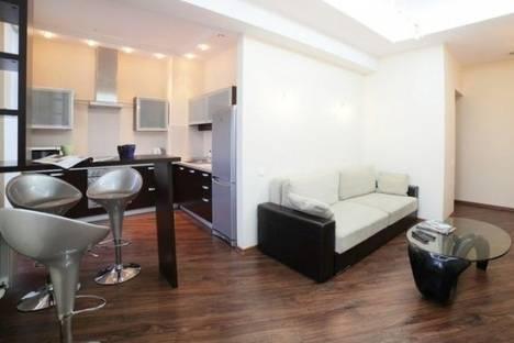 Сдается 2-комнатная квартира посуточно в Минске, Независимости проспект, д. 35.