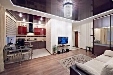 Сдается 3-комнатная квартира посуточно в Минске, Романовская Слобода улица, д. 7.