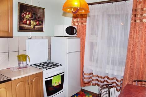Сдается 1-комнатная квартира посуточно в Витебске, пр-т. Черхяховского д.6.