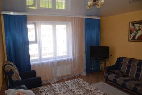 Сдается 3-комнатная квартира посуточно в Витебске, ул Правды д.64.