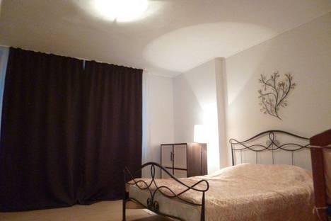 Сдается 1-комнатная квартира посуточнов Екатеринбурге, ул. Вильгельма де Геннина, 40.