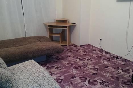 Сдается 1-комнатная квартира посуточно, Рознина 124.