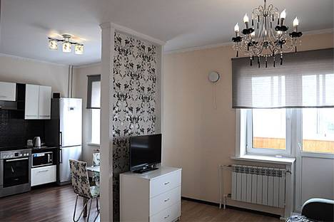 Сдается 1-комнатная квартира посуточно в Улан-Удэ, ул.Смолина, 79.