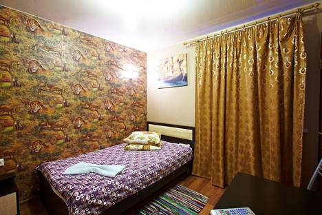 Сдается 1-комнатная квартира посуточнов Уфе, ул. Герцена, 53а.