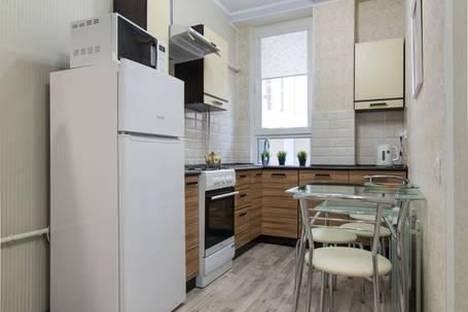 Сдается 2-комнатная квартира посуточно в Адлере, Просвещения 148.