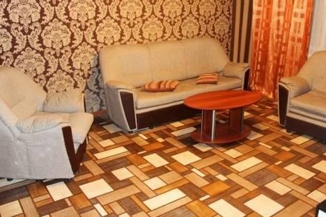 Сдается 2-комнатная квартира посуточнов Воронеже, Краснознаменная улица, д. 4.