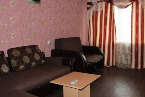 Сдается 3-комнатная квартира посуточно в Воронеже, Краснознаменная улица, д. 15.