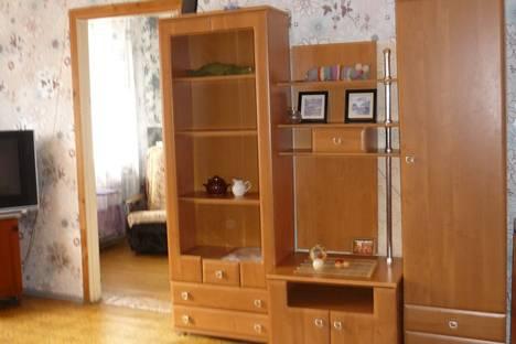 Сдается 2-комнатная квартира посуточново Владимире, ул. Чайковского, дом 30.