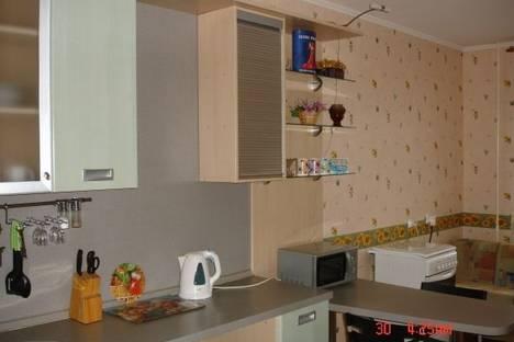 Сдается 1-комнатная квартира посуточнов Екатеринбурге, Уральская, 57.