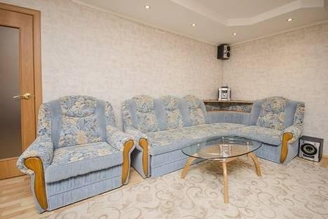 Сдается 2-комнатная квартира посуточнов Екатеринбурге, Народной воли 43а.