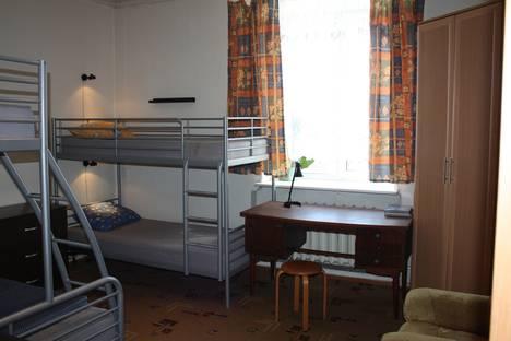 Сдается 2-комнатная квартира посуточно в Петрозаводске, ул. Гоголя, 30.