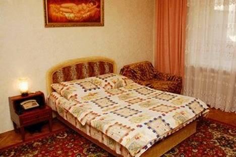 Сдается 1-комнатная квартира посуточно в Киеве, Леси Украинки 12.