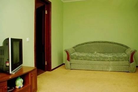 Сдается 1-комнатная квартира посуточно, ул. Дегтяревская 43/1.