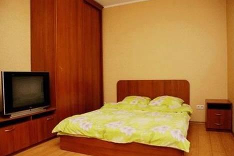 Сдается 1-комнатная квартира посуточно в Киеве, ул. Шота Руставели 26.
