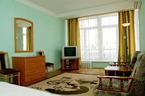 Сдается 1-комнатная квартира посуточно в Киеве, ул. Красноармейская 54.