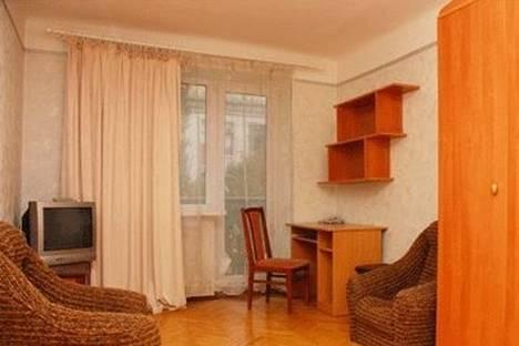 Сдается 1-комнатная квартира посуточно в Киеве, ул. Ванды Василевской 18.
