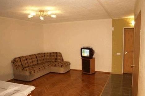 Сдается 1-комнатная квартира посуточно в Киеве, ул. Луначарского 7.