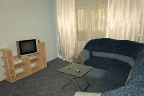 Сдается 1-комнатная квартира посуточно в Киеве, ул. Барбюса 56/2.