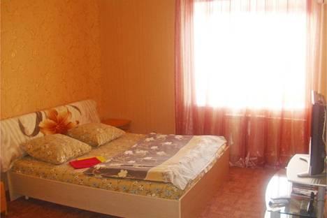 Сдается 1-комнатная квартира посуточнов Омске, Масленникова , 45.