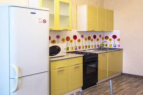 Сдается 1-комнатная квартира посуточно в Красноярске, ул. 78 Добровольческой бригады, 40.