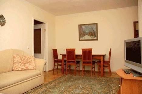 Сдается 2-комнатная квартира посуточно в Киеве, Леси Украинки 10.