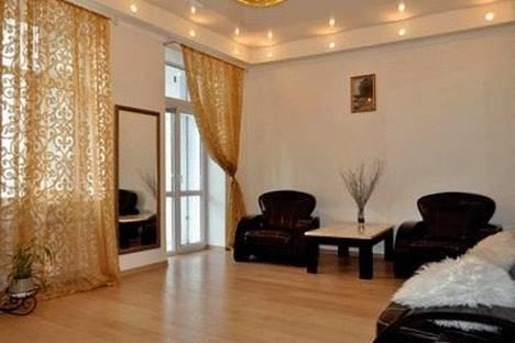 Сдается 2-комнатная квартира посуточно в Киеве, ул. Институтская 24.