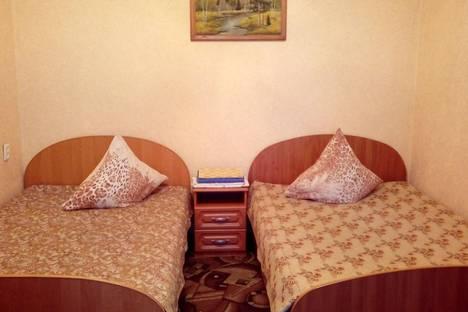 Сдается 1-комнатная квартира посуточнов Когалыме, ул. Ленинградская, 25.