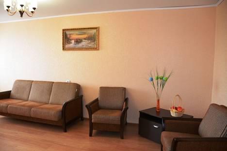 Сдается 2-комнатная квартира посуточно в Брянске, ул. Ромашина, дом 33.