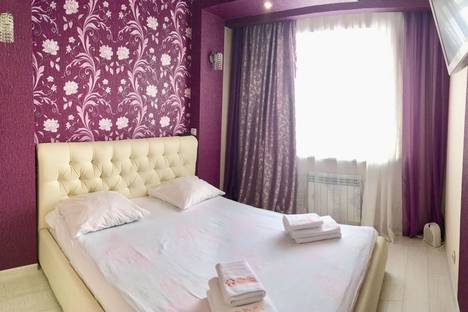 Сдается 2-комнатная квартира посуточно в Брянске, Красноармейская улица, 100, подъезд 4.