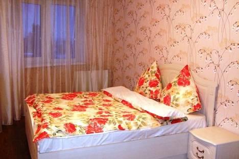 Сдается 2-комнатная квартира посуточно в Брянске, пр-т Московский 7.