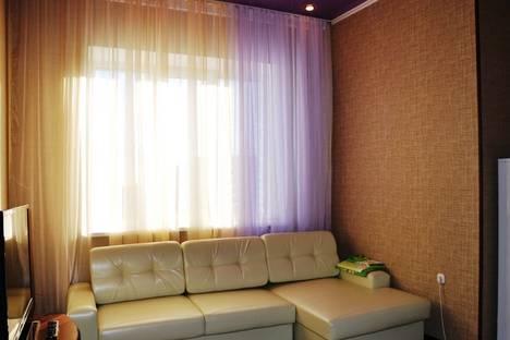 Сдается 3-комнатная квартира посуточно в Брянске, Костычева, 34.