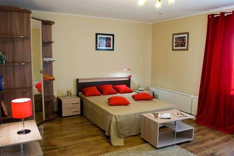 Сдается 1-комнатная квартира посуточно в Перми, Бульвар Гагарина, 65а, этаж 10.