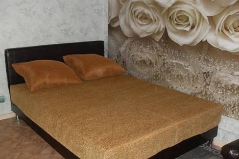 Сдается 1-комнатная квартира посуточнов Серпухове, ул. Красный Текстильщик, 6/2.