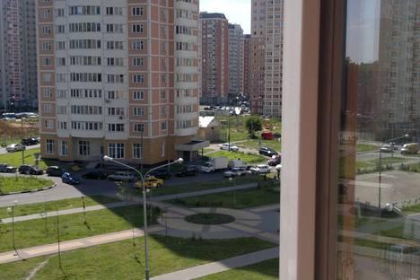 Сдается 1-комнатная квартира посуточнов Балашихе, Третьяка 5/11.