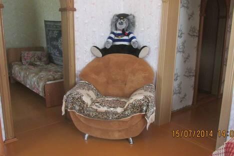 Сдается 3-комнатная квартира посуточно в Иркутске, Ямская,51.