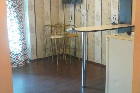 Сдается 1-комнатная квартира посуточно в Сыктывкаре, ул. Тентюковская, 144.