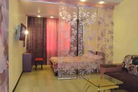 Сдается 2-комнатная квартира посуточно в Ульяновске, Железнодорожная 2в.