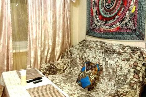 Сдается 1-комнатная квартира посуточно в Кисловодске, ПЕР.ПИКЕТНЫЙ 28.