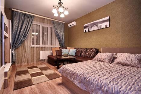 Сдается 1-комнатная квартира посуточно в Краснодаре, Кореновская 21, Энка, ТЦ Красная Площадь, Экспоград Юг.