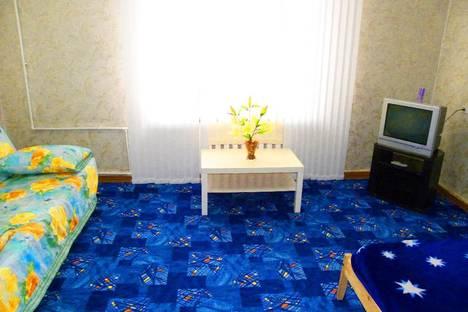Сдается 2-комнатная квартира посуточно в Октябрьском, ул. Губкина, 23.