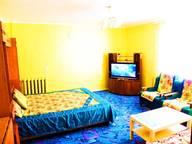 Сдается посуточно 1-комнатная квартира в Октябрьском. 36 м кв. 24 микрорайон, д. 8