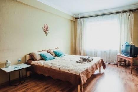 Сдается 1-комнатная квартира посуточно, Смолина улица, д. 81.