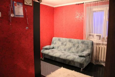 Сдается 1-комнатная квартира посуточно в Череповце, Металлургов 44.