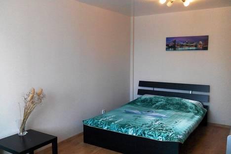 Сдается 1-комнатная квартира посуточнов Екатеринбурге, ул. Щорса, 103.