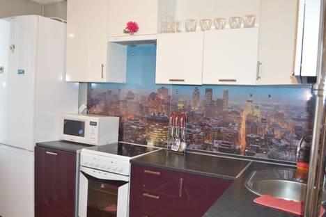 Сдается 2-комнатная квартира посуточно в Абакане, Ярыгина 56.