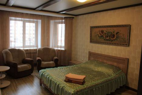 Сдается 1-комнатная квартира посуточно, Торосова улица, д. 15а.