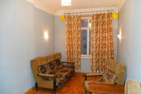 Сдается 1-комнатная квартира посуточнов Мурманске, Ленина, 74.