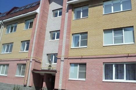 Сдается 1-комнатная квартира посуточно в Череповце, ул. Олимпийская, 36.