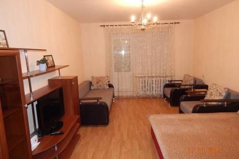 Сдается 1-комнатная квартира посуточнов Воронеже, ул. Бакунина, 45.